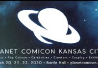 Planet Comicon KC – March 20-22